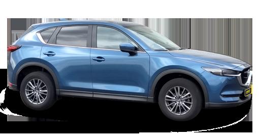 Mazda CX 5 (SPO)