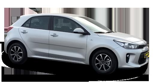 Kia Rio - Opel Corsa - Kia Stonic - Ford Fiesta