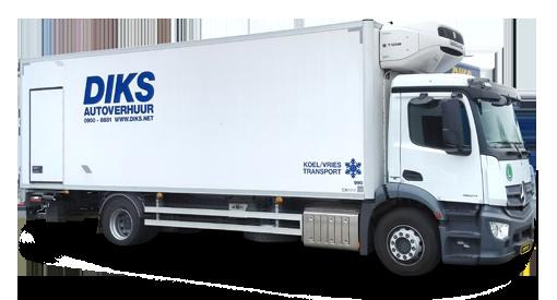Mercedes Antos 48V Koel/Vries