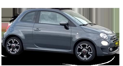 Fiat 500 cabrio (BC)