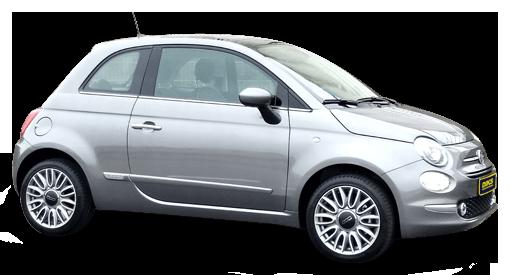 Fiat 500 - Opel Adam