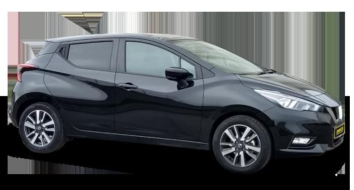Nissan Micra - Kia Rio - Opel Corsa - Kia Stonic - Ford Fiesta (B)